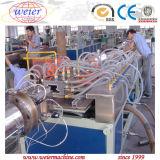 Profil de porte de guichet de PVC faisant la machine