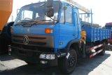 XCMGの小さい上昇が付いているLHD/Rhdのトラックは運ぶクレーン(XZJ5110JSQD)を