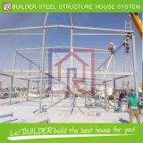 Дом хорошего качества легкая собранная стальная Prefab передвижная