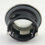 Алюминиевый свет ванной комнаты заливки формы GU10 MR16 круглый фикчированный утопленный СИД вниз (LT1900)