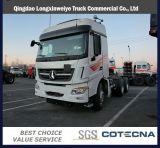 Camion del trattore della rotella 420HP di Sinotruk HOWO 10 per il servizio dell'Africa