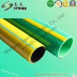 Mangueira de jardim flexível reforçada trançada PVC colorida da melhor qualidade