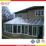 Hoja clara de alta resistencia del policarbonato para Windows