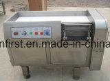 Edelstahl gewürfelte Fleisch-Maschine/Fleisch-Schneidmaschine