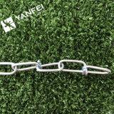 Double chaîne de tige de l'acier inoxydable 304