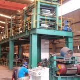 Bobina de acero galvanizada acanalada PPGI del metal de hoja de acero por completo difícilmente