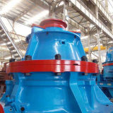 Triturador hidráulico Gpy300 do cone do grande Único-Cilindro da capacidade de saída