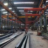 Construction d'hôtel de structure métallique de Simple-Envergure de qualité