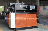 Machine à cintrer manuelle de tôle, frein Wc67y-80t/2500mm, prix de presse de machine à cintrer