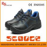 Petróleo Rh128 resistente das sapatas de segurança