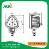 Arbeits-Licht der CREE 30W Serien-LED, 3PCS*10W LED Arbeits-Licht, Punkt/Arbeits-Licht der Flut-LED für LKWas