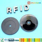 Tag do símbolo da moeda do ABS RFID de 13.56MHz RFID NTAG213