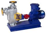 水平の化学水自動プライミング遠心ポンプ