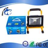 20W projecteur rechargeable de travail du Portable DEL