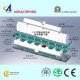 Monosodium Drogende Machine van het Vloeibare Bed van het Glutamaat Trillende