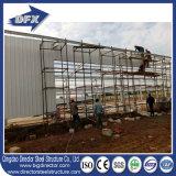 Chambre de poulet en acier de qualité de modèle de la Chine construction de /Farm/cloche de volaille