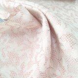 Ткань жаккарда яркой выкружки Silk