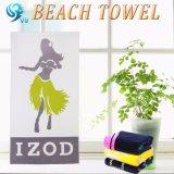 さまざまな印刷された浴室タオル