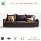 Mobília luxuosa da sala de visitas do sofá do couro genuíno do sofá 2017 de couro novo
