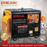 5kVA per il prezzo diesel silenzioso eccellente 220V del generatore
