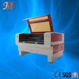 CCD, das Laser-Ausschnitt-Maschine für Leder (JM-1410H-CCD, fokussiert)