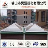 Freies Polycarbonat-Oberlichtsun-Blatt für Dach