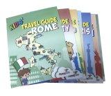 Kind-englische Geschichte-Papiereinbandes Buch-Drucken, Bindung-Buch