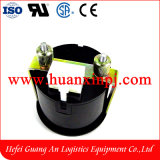 индикатор батареи круглой формы 36V китайские изготовленные/отметчик времени/встречное Ddlb-36V
