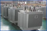 trasformatore a tre fasi a bagno d'olio di distribuzione di corrente elettrica di 630kVA 10kv