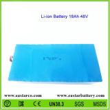Batteria di litio di buona qualità 48V 20ah per la bici elettrica