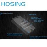 protetor desobstruído elevado da tela de 9h 0.33mm para o iPhone