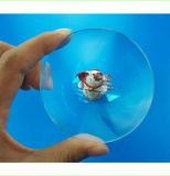 주문을 받아서 만들어진 디자인 플라스틱 아크릴 PMMA 신호등 렌즈 200mm 중국제 Hw-200t