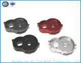 Горячие запасные части с подвергать механической обработке точности алюминиевых частей