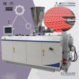 PVC ASA PMMA総合的な樹脂のタイルの押出機機械