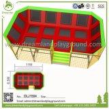 Парк Trampoline дома малой области для детей