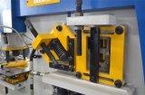 Q35y 구멍을 뚫고, 자르고, 구부리고 금을 내기를 위한 유압 다기능 철 노동자