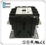 Contactor del DP de la CA del acondicionador de aire 24V 40A 4 postes de la alta calidad del certificado de la UL