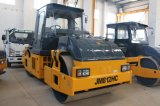 Machines automotrices de construction de routes de tambour de 12 tonnes doubles (JM812HC)