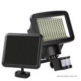 luz solar de la seguridad del sensor de movimiento de 120LED PIR (RS2008-120)