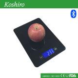 cozinha da nutrição de 5kg/11lb Bluetooth Digital e escala Multifunction do alimento