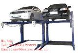 Levage automatique hydraulique de plaque d'étage de poste de la CE deux/levage de véhicule