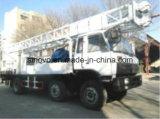모형 SIN200st 트럭은 200m 드릴링 깊이 세륨 증명서를 가진 회전하는 우물 드릴링 리그를 거치했다