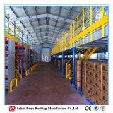Construção 2016 de venda quente do aço do mezanino do armazenamento de Nanjing China