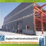 Taller de la fábrica de la estructura de acero