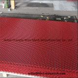 High-Carbon Stahl der Flachbildschirm-Verschluss quetschverbundene Webart-Maschendraht