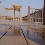 Decking profissional do fabricante WPC da placa WPC do vinil de China