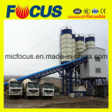 Pianta d'ammucchiamento del calcestruzzo pronto per l'uso del nastro trasportatore di prezzi 180m3/H di Reasonabe
