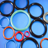 Wholesale High Quality Colorful Rubber O-Ring