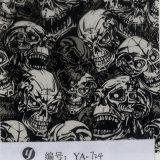 Yingcai 0.5mの幅の頭骨の壁水転送の印刷のフィルムの水路測量の浸るフィルム