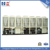 Refrigerador de água de refrigeração ar do parafuso da recuperação de calor (40-180HP KSCRr-COMO séries)